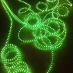 Green light rope